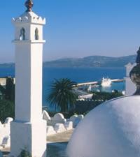 Tangeri, luogo d'incontro tra Europa e Africa