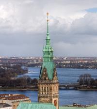 Amburgo, la città più amata dai giovani tedeschi