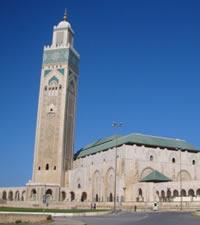 Casablanca, la città con il Minareto più alto del mondo