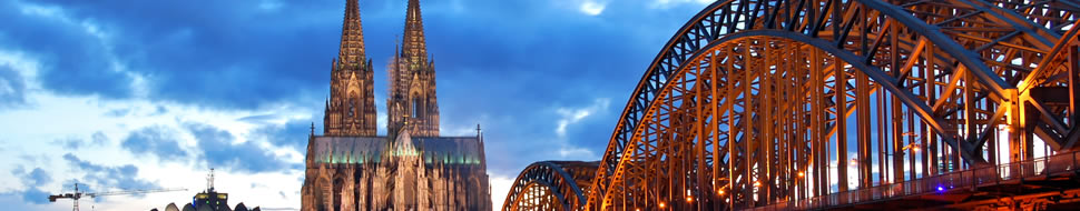 la capitale economica della Renania