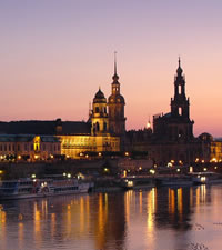 Dresda, la Firenze sulle rive del fiume Elba