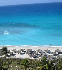 Varadero, la spiaggia azzurra di Cuba