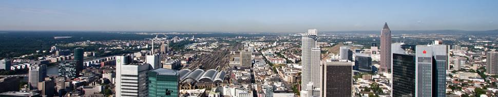 la città tedesca dei grattacieli