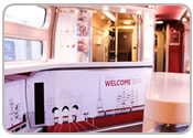 THALYS WELCOME BAR