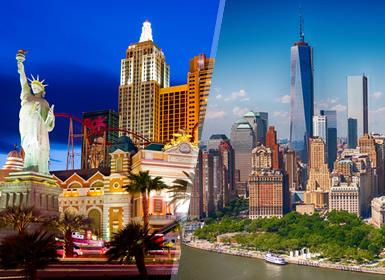 Stati Uniti: New York e Las Vegas