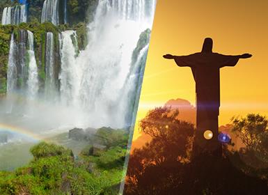 Brasile: Rio de Janeiro e Iguazú