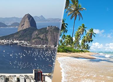 Brasile: Rio de Janeiro e Salvador de Bahia