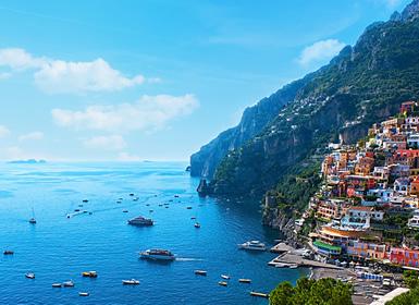 Regione Campania: Napoli, Capri e Pompei