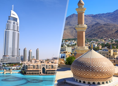 Emirati e Oman: Dubai ed Oman