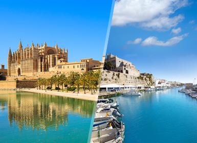 Spagna: Maiorca e Minorca