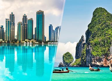 Emirati e Thailandia: Dubai e Phuket