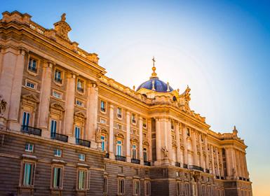 Andalusia con Madrid Essenziale