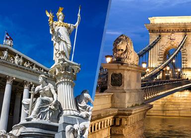 Praga, Vienna e Budapest Essenziale A Modo Tuo