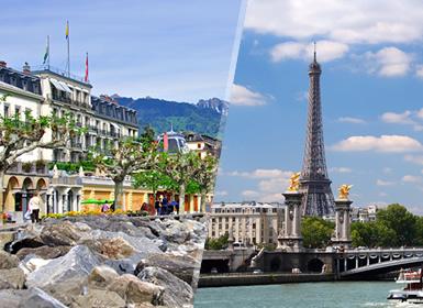 Praga, Svizzera e Parigi Al Completo A Modo Tuo