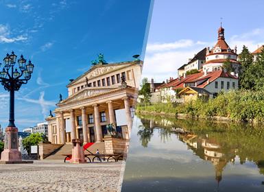 Germania: Berlino, Praga, Innsbruck e Francoforte