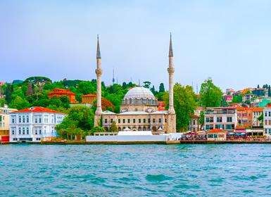 Turchia: Istanbul, Izmir, Pamukkale e Cappadocia