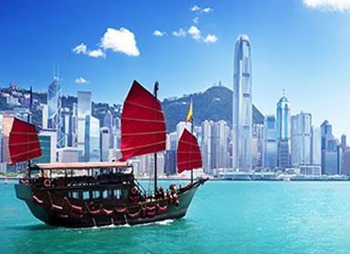 Singapore, Thailandia e Cina: Singapore, Bangkok ed Hong Kong