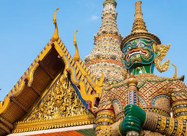 Emirati e Thailandia: Dubai, Bangkok e Phuket