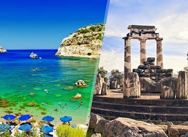Grecia: Atene, Olimpia, Delfi, Meteore e Rodi