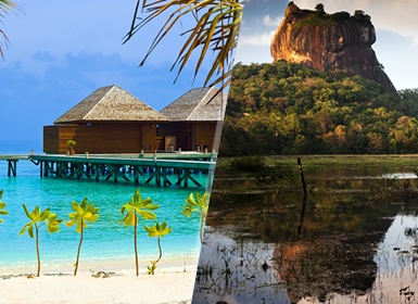 Sri Lanka ed Isole dell'Oceano Indiano: Sri Lanka e Maldive