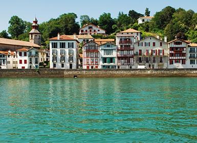Spagna: Itinerario attraverso la Costa Basca con Biarritz e San Juan de Luz