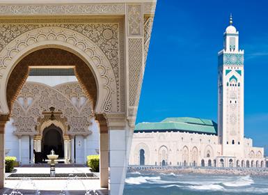 Marocco: Casablanca e Marrakech