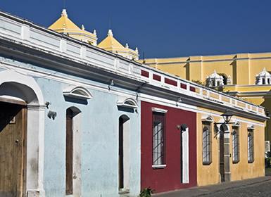 Guatemala e Honduras: Guatemala con Quetzaltenango e Copán