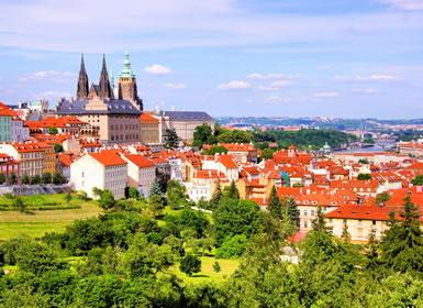 Repubblica Ceca: Minitour a Praga