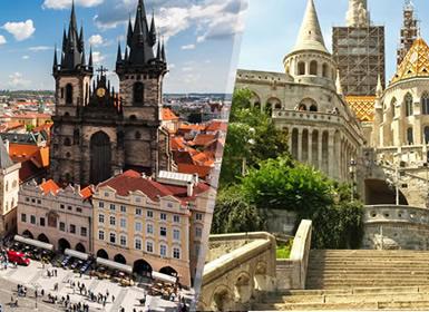Budapest e Praga Essenziale A Modo Tuo in treno - 8 Giorni
