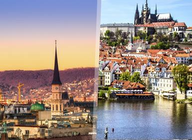 Budapest, Praga e Vienna Al Completo A Modo Tuo in treno