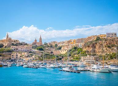 Malta: La Valletta, Mdina e Isola di Gozo