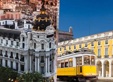 Madrid, Lisbona e Fatima Al Completo