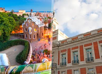 Spagna: Madrid, Valenza e Barcellona Essenziale