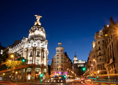 Spagna: Mini Tour a Madrid