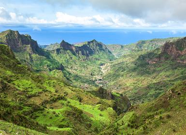 Capo Verde: São Vicente, Santo Antão, Santiago e Fogo