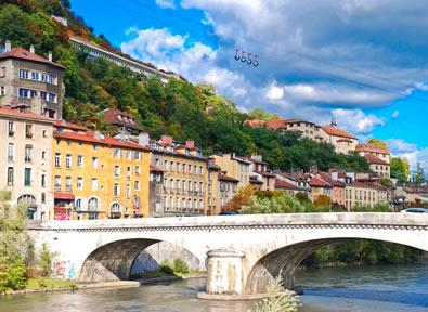 Treni TGV Milano - Grenoble