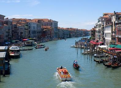 Treni Frecciarossa Roma - Venezia