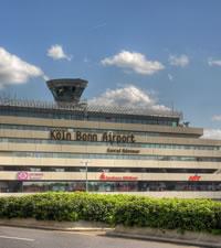 Aeropuerto Cologne/Bonn