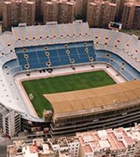 Estadio Fútbol Mestalla