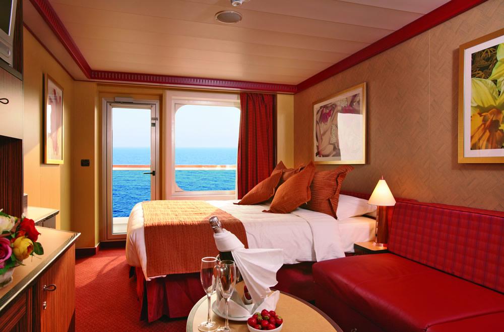 Categorie e cabine della nave costa fascinosa costa for Costa deliziosa ponti