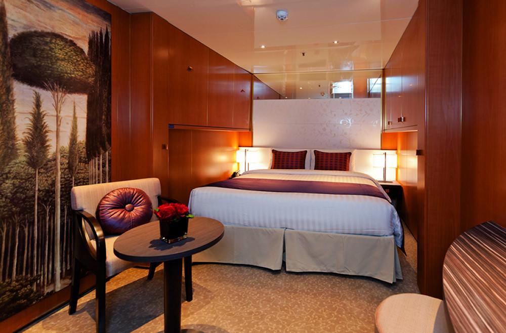 categorie e cabine della nave costa neoromantica costa