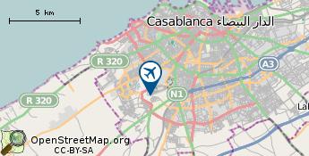 Aeroporto di Casablanca - Anfa