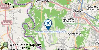 Aeroporto di Milano - Malpensa