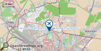 Aeroporto di Bucarest - Otopeni