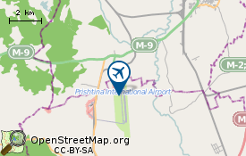 Aeroporto di Pristina