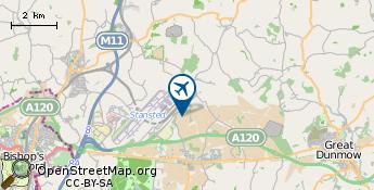 Aeroporto di Londra - Stansted