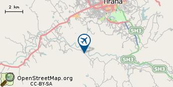 Aeroporto di Tirana