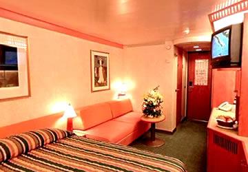 Categorie e cabine della nave costa deliziosa costa for Cabine di giglio selvatico