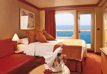 Categorie e cabine della nave costa deliziosa costa for Costa deliziosa ponti