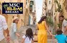 MSC Holiday Breaks
